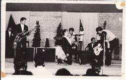 groupes yéyé des années 60