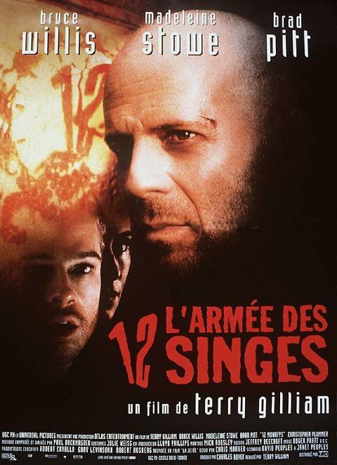 Comptons en images L-armee-des-douze-singes-terry-Gilliam-Twelve-Monkeys-1995