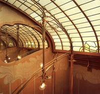 Art nouveau libre savoir for Architecture interieur bruxelles